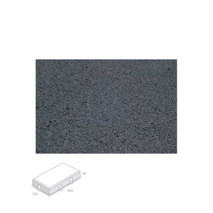 Broadway Charcoal Paver Delivery Only  ] 150483P - Flower Power
