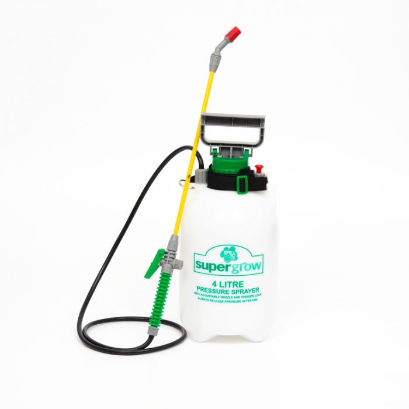 4L Garden Pressure Sprayer  ] 153356 - Flower Power