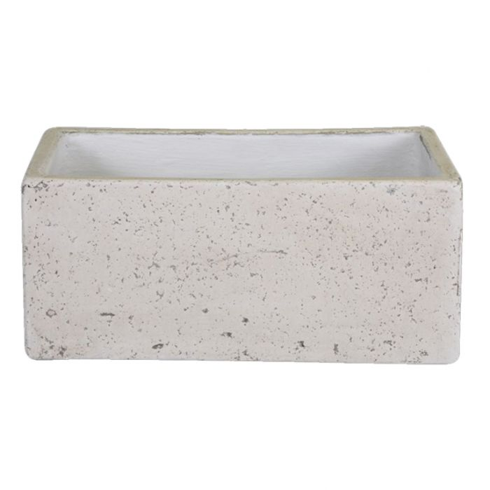 FP Collection Arella Cement Trough  ] 154054P - Flower Power