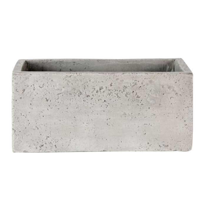 FP Collection Arella Cement Trough  ] 154060P - Flower Power