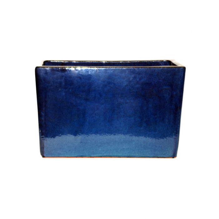 FP Collection Glazed Euro Trough Blue  ] 156934P - Flower Power