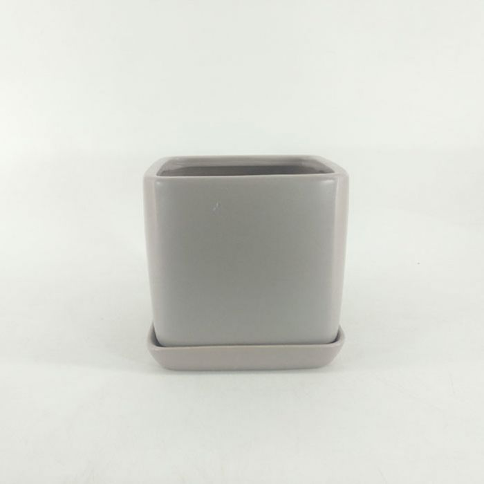FP Collection Asha Planter Taupe  ] 164882P - Flower Power