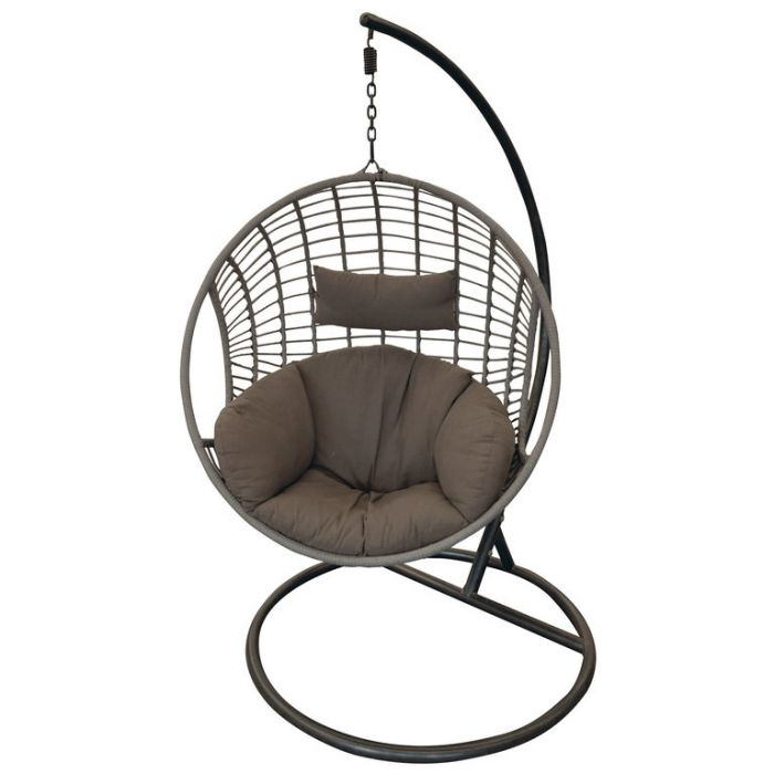 FP Collection Lennox Outdoor Hanging Chair  ] 165596 - Flower Power