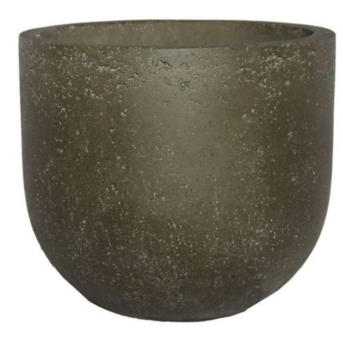 FP Collection Castro Cement Pot  ] 167032P - Flower Power