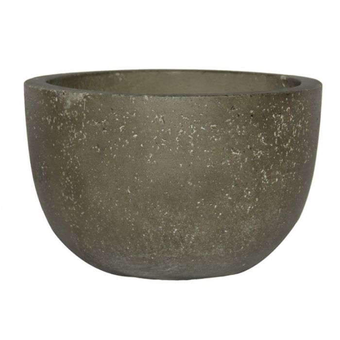 FP Collection Catia Cement Bowl  ] 167036P - Flower Power