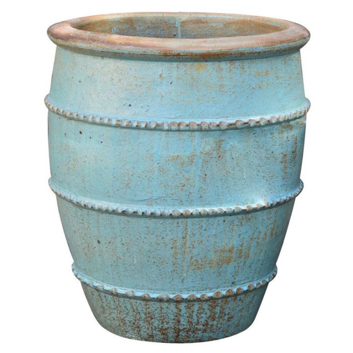 FP Collection Barshi Egg Pot With Lip  ] 169620P - Flower Power