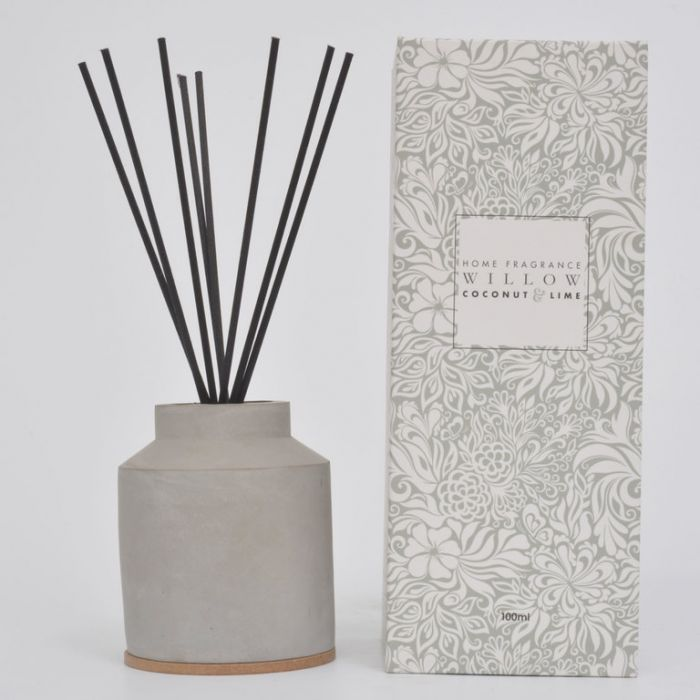 FP Collection Willow Coconut & Lime Diffuser  ] 169744 - Flower Power