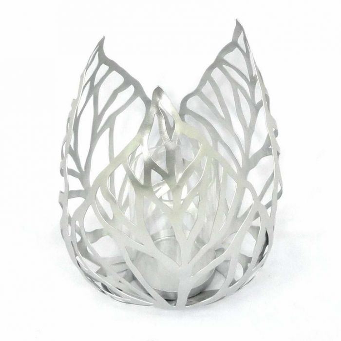 FP Collection Leaf Tealight Holder  ] 172546P - Flower Power
