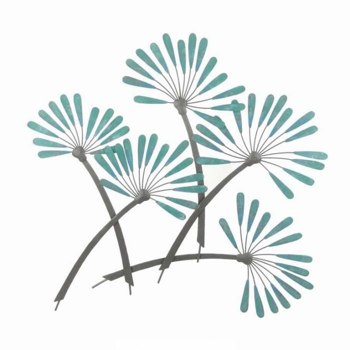 FP Collection Dandelion Metal Wall Art  ] 172575 - Flower Power
