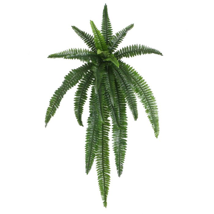FP Collection Artificial Boston Fern Bush  ] 172832 - Flower Power