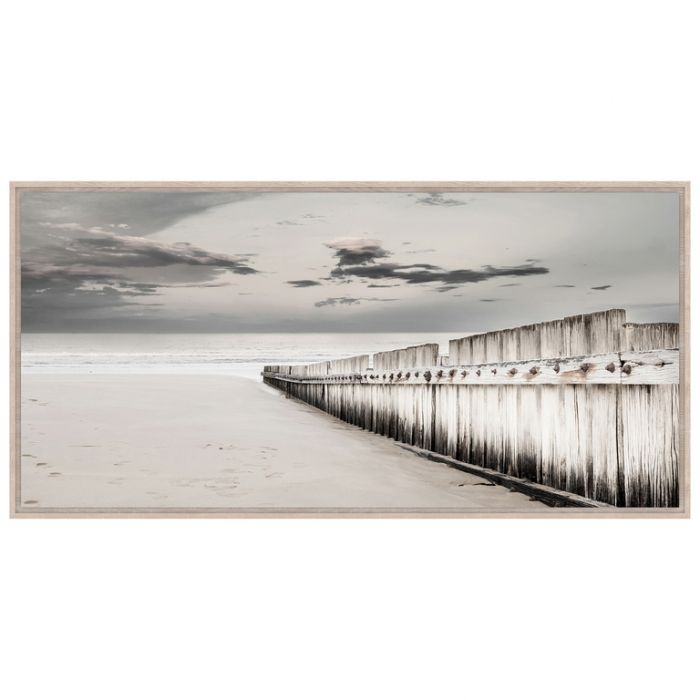 FP Collection Pier Canvas Wall Art  ] 173138 - Flower Power