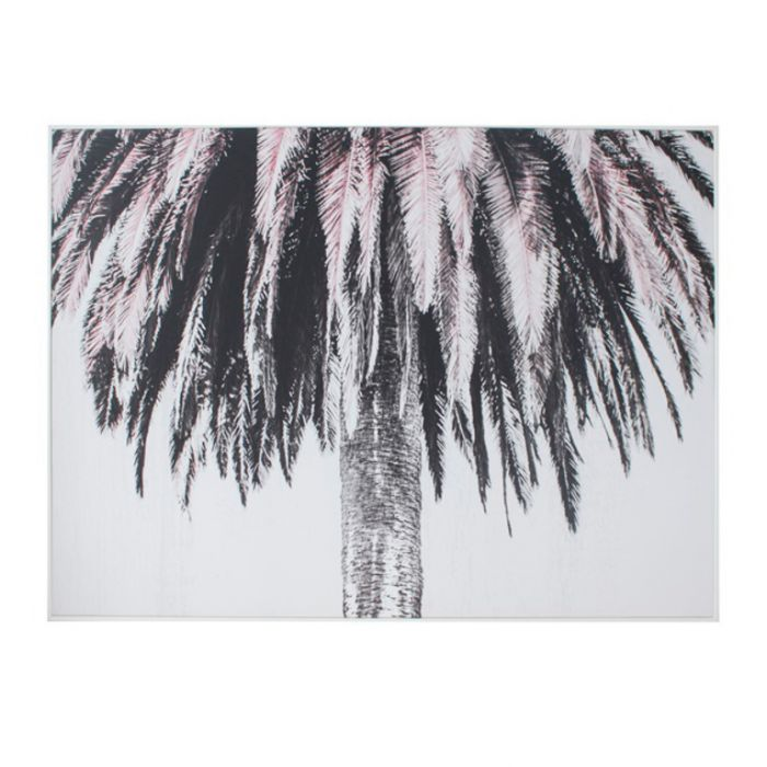 FP Collection Palm Tree Canvas Wall Art  ] 174210 - Flower Power