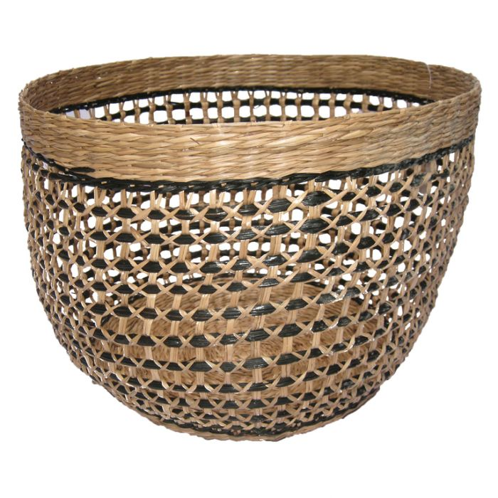 FP Collection River Storage Basket  ] 174584P - Flower Power