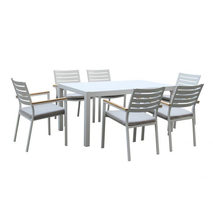 FP Collection Resort Outdoor Dining Setting  ] 174972 - Flower Power