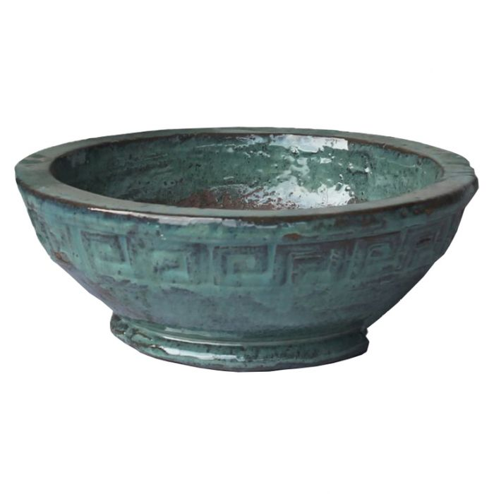 FP Collection Glazed Jade Bowl  ] 175168P - Flower Power