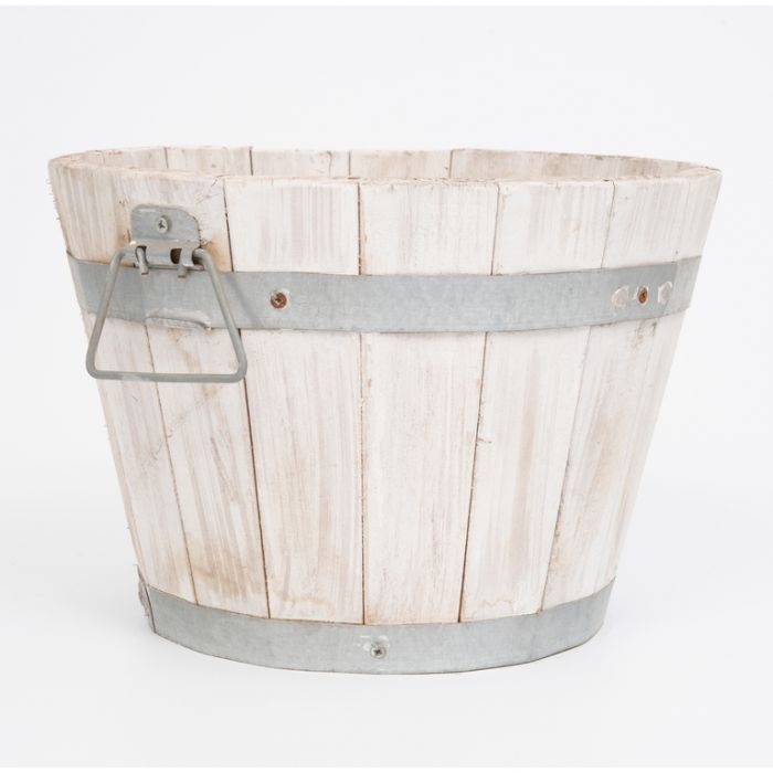 Wine Barrel Round  ] 175327P - Flower Power