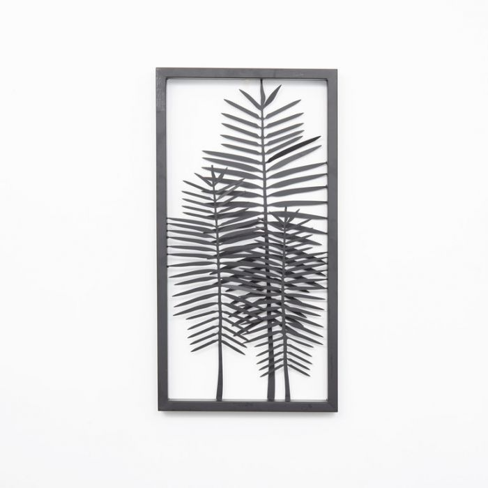 FP Collection Pine Tree Metal Wall Art  ] 177429 - Flower Power
