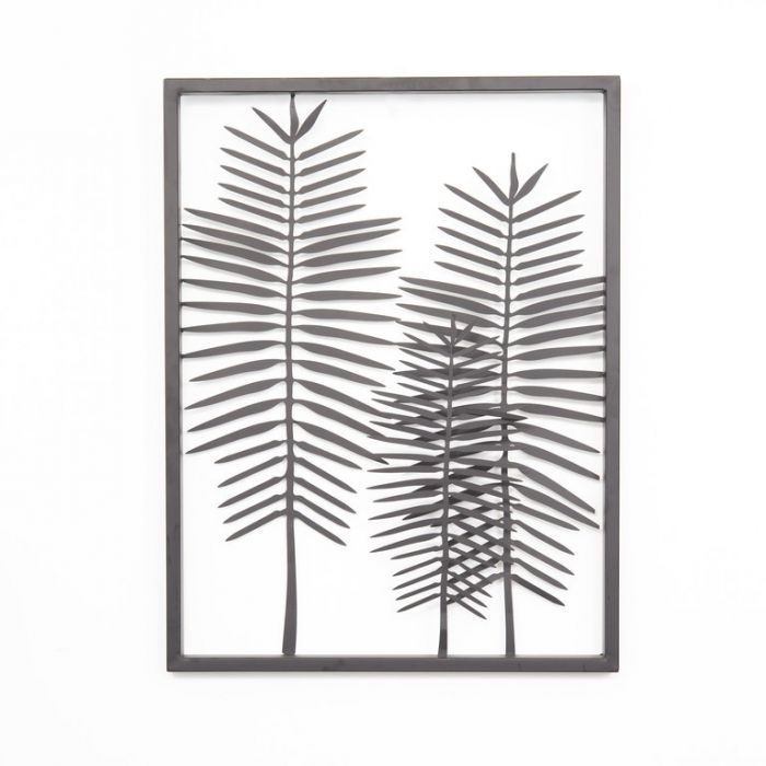 FP Collection Pine Tree Metal Wall Art  ] 177431 - Flower Power