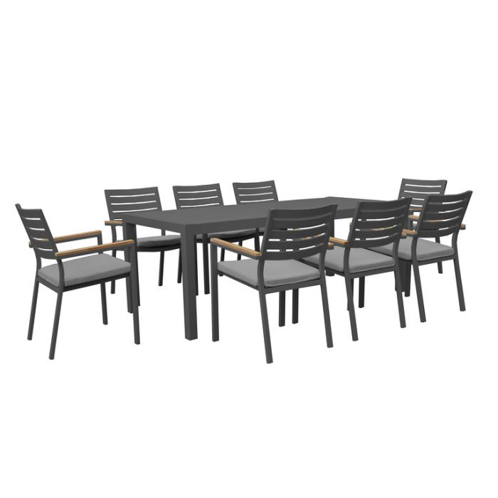 FP Collection Resort Outdoor Dining Setting  ] 177466 - Flower Power