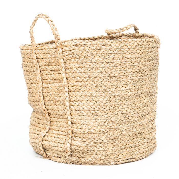 FP Collection Seagrass Storage Basket  ] 177783P - Flower Power