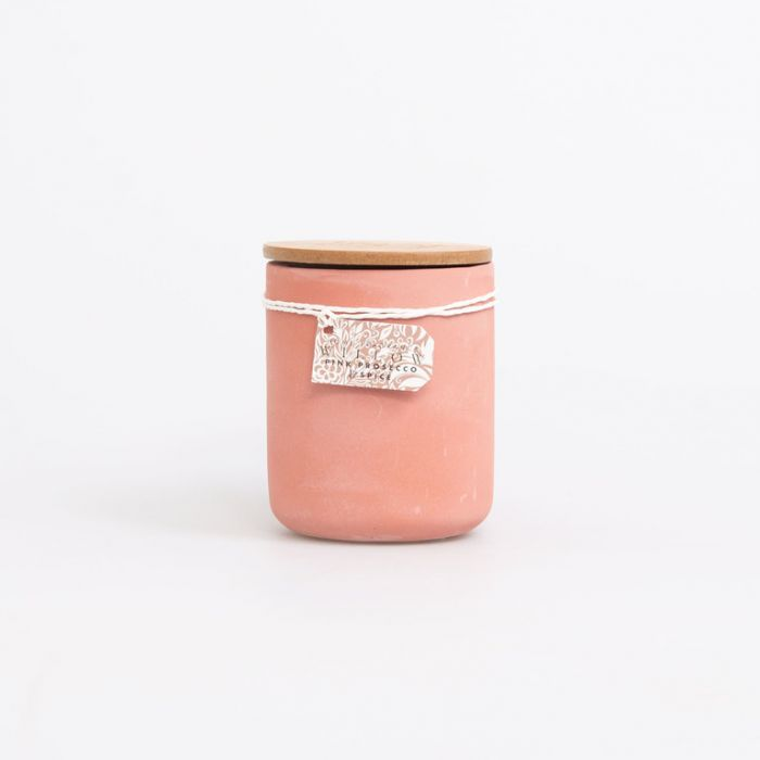 FP Collection Willow Pink Prosecco & Spice Candle  ] 178778P - Flower Power