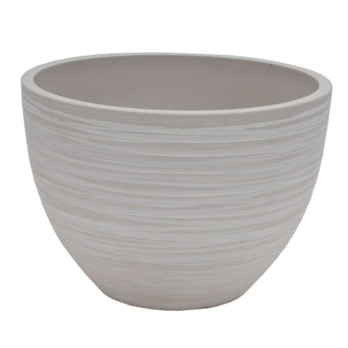 FP Collection Eco Round Planter  ] 178987P - Flower Power