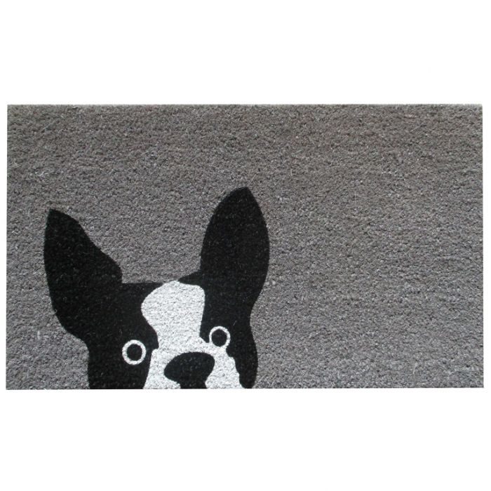 FP Collection Door Mat Frenchie  ] 179769 - Flower Power