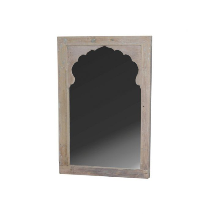 FP Collection Nisha Carved Wall Mirror  ] 180123 - Flower Power