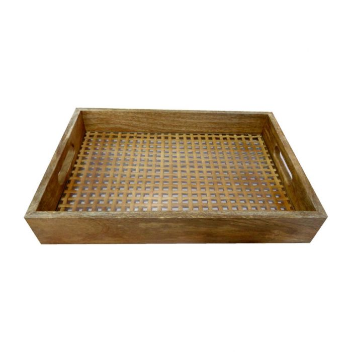 FP Collection Bangalow Serving Tray  ] 180128P - Flower Power