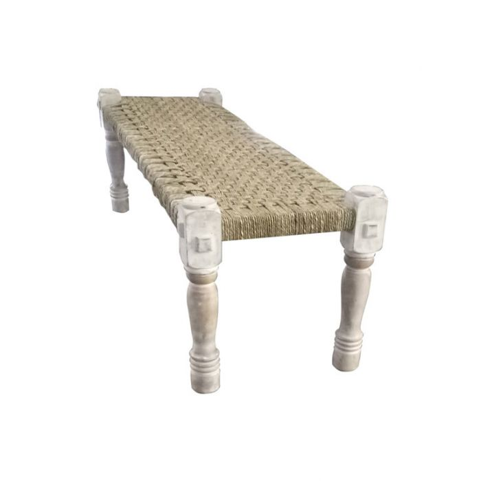 FP Collection Shiva Woven Bench  ] 180209 - Flower Power