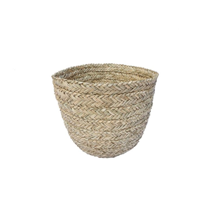 FP Collection Congo Seagrass Basket  ] 180257P - Flower Power