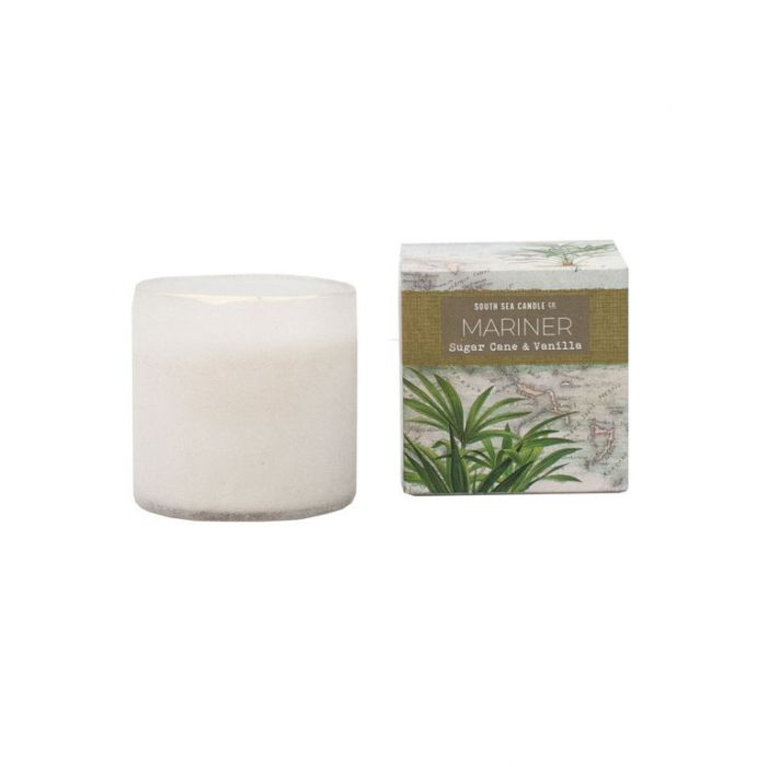 FP Collection South Sea Candle Co Mariner Seaglass Candle  ] 180300 - Flower Power