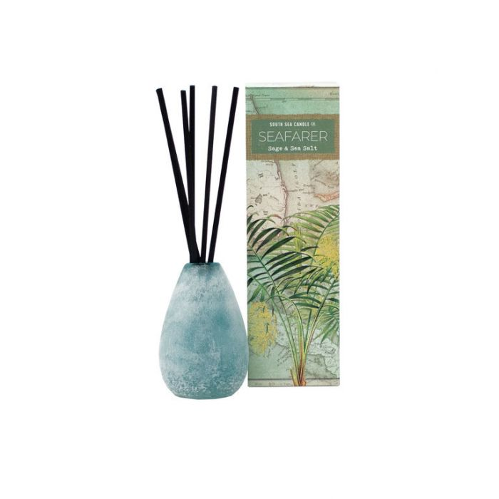 FP Collection South Sea Candle Co Seafarer Seaglass Diffuser  ] 180305 - Flower Power