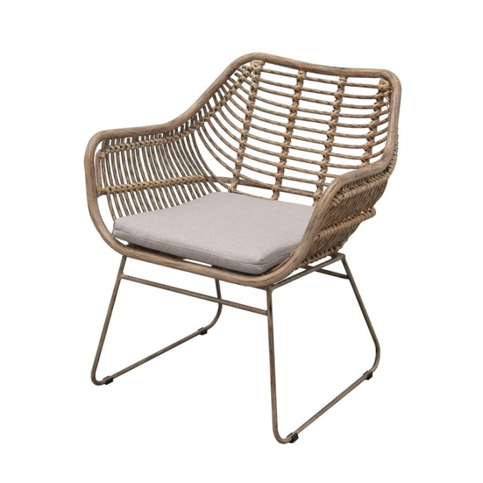 FP Collection Trinidad Outdoor Dining Chair  ] 181791 - Flower Power