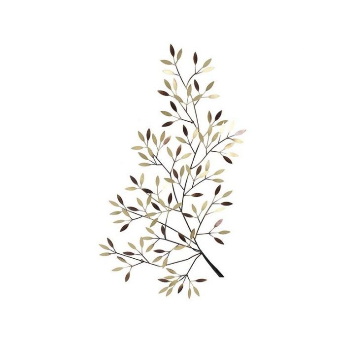 FP Collection Woodland Metal Wall Art  ] 181800 - Flower Power