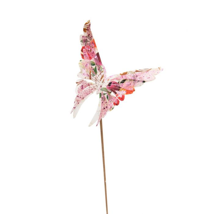 FP Collection Butterfly Monarch Pink  ] 181837 - Flower Power