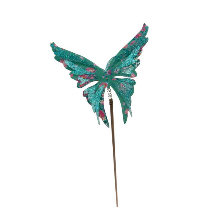 FP Collection Butterfly Monarch Aqua  ] 181839 - Flower Power