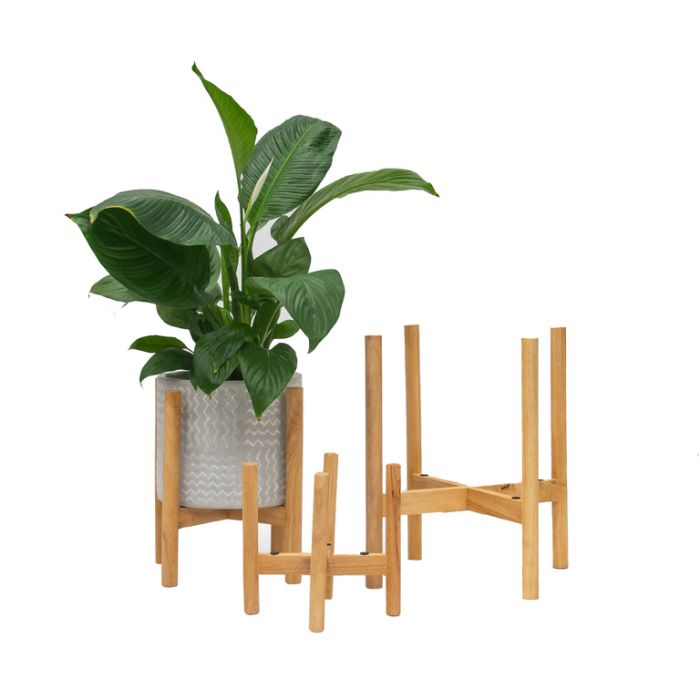FP Collection Scandi Planter Stand  ] 182156P - Flower Power