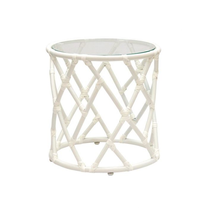 FP COLLECTION FLORIDA OUTDOOR SIDE TABLE  ] 182343 - Flower Power