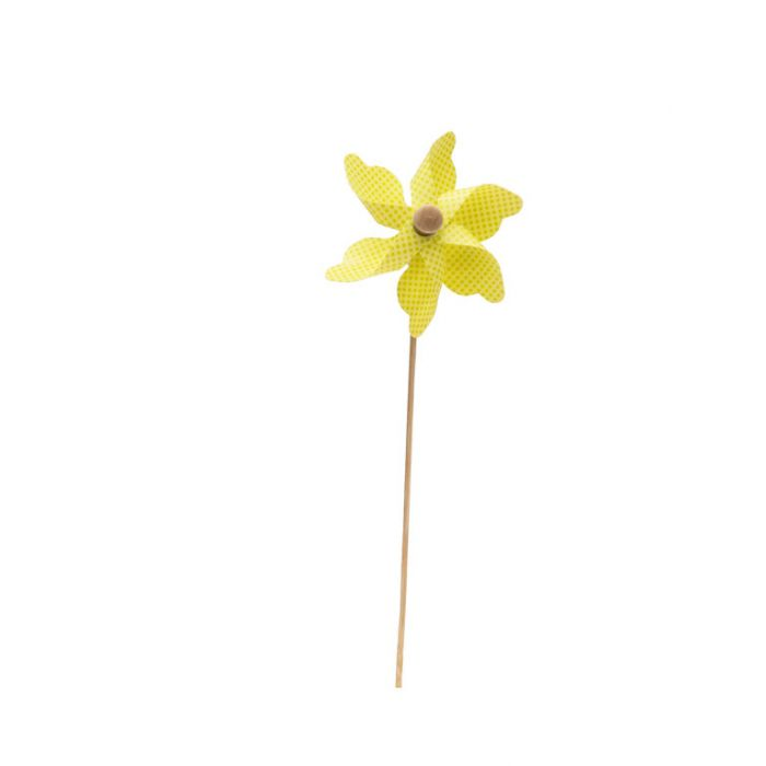FP Collection Kids Windmill Spotty Yellow  ] 182404P - Flower Power