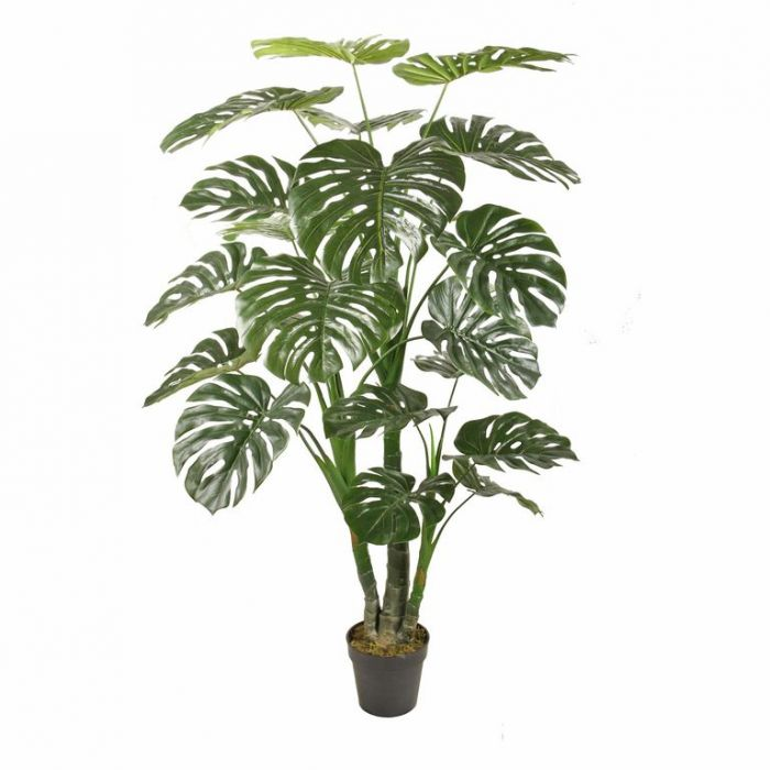 FP Collection Artificial Potted Monstera  ] 182448 - Flower Power