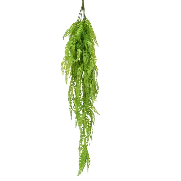 FP Collection Artificial Hanging Fern  ] 182502 - Flower Power