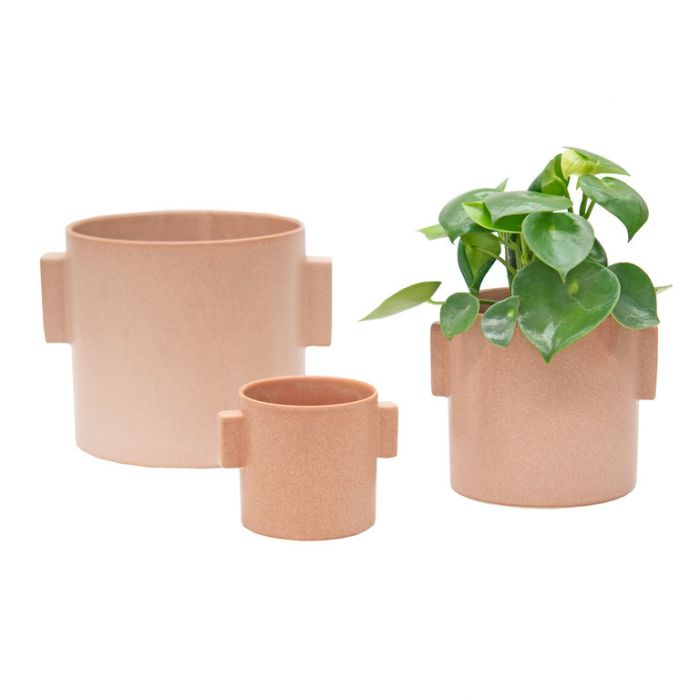 FP Collection Cabo Planter Amber  ] 184107P - Flower Power