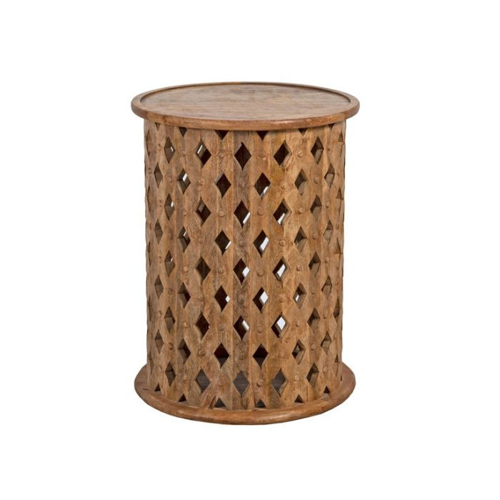 FP Collection Indra Side Table Natural  ] 184400 - Flower Power