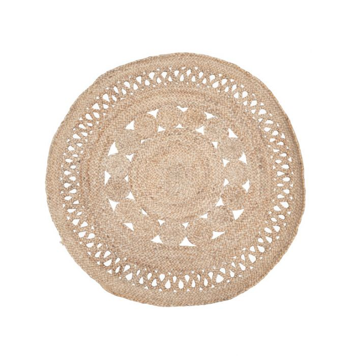 FP Collection Hyams Round Rug  ] 184441P - Flower Power