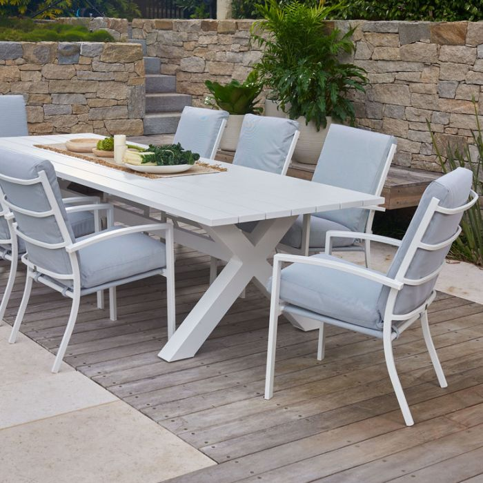 FP Collection The Anchorage Outdoor Setting  ] 184732 - Flower Power