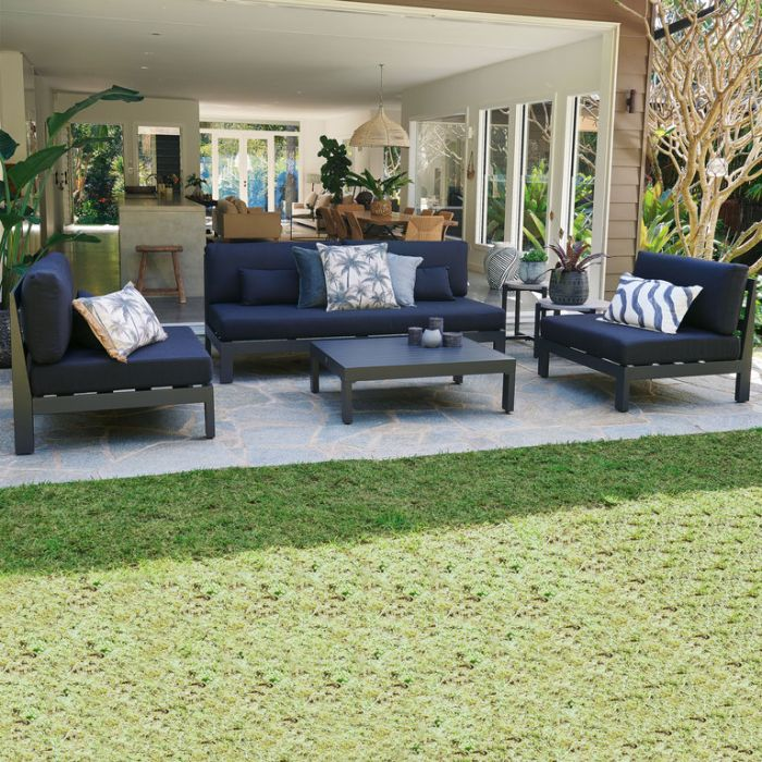 FP Collection Bayview Outdoor Lounge Setting  ] 184740 - Flower Power