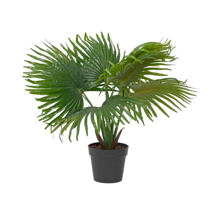 FP Collection Artificial Fan Palm Potted  ] 184795 - Flower Power