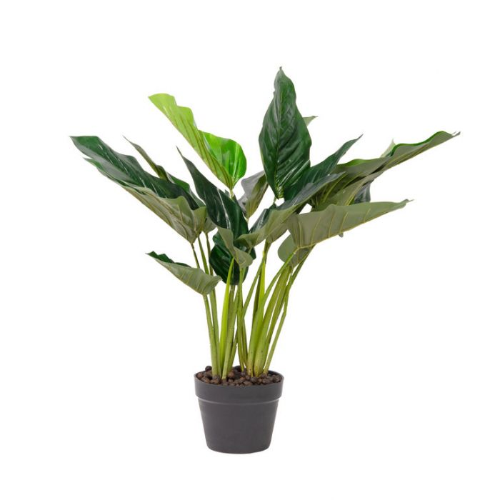 FP Collection Artificial Philodendron Potted  ] 184798 - Flower Power