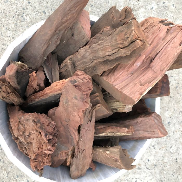 Firewood Kindling Ironbark Bagged  ] 184812 - Flower Power